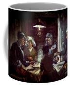 The Potato Eaters, By Vincent Van Gogh, 1885, Kroller-muller Mus Coffee Mug