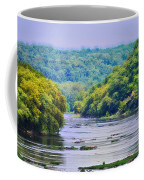 The Potomac Coffee Mug by Bill Cannon
