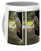 The Potter Effect - Gently Cross Your Eyes And Focus On The Middle Image Coffee Mug