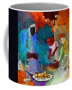 The Power Of Gold Coffee Mug