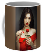 The Power Of Touch Coffee Mug