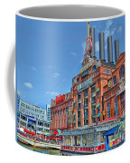 The Power Plant In The Baltimore Inner Harbor Coffee Mug