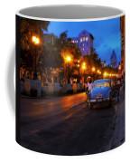 The Prado, Havana Cuba Coffee Mug