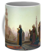 The Prayer Coffee Mug by Jean Leon Gerome