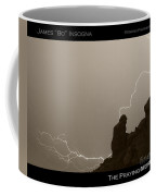 The Praying Monk Camelback Mountain Coffee Mug