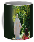The Praying Princess Coffee Mug