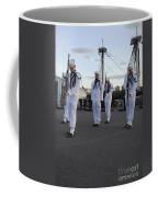 The Precision Rifle And Flag Drill Team Coffee Mug