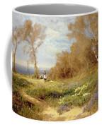 The Primrose Gatherers Coffee Mug