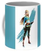 The Princess Of Hyrule Coffee Mug