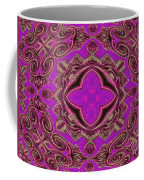 The Princesses Palace In Pink And Gold Coffee Mug