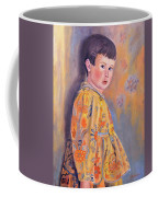 The Print Dress Coffee Mug