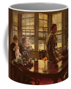 The Prodigal Son In Modern Life  The Departure Coffee Mug