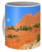 The Profile Of An Aborigine Celebrity  Coffee Mug