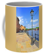 The Promenade At Barton Marina Coffee Mug