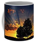 The Promise Impasto Paint Coffee Mug