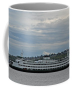 The Puyallup Ferry In Seattle Coffee Mug