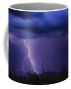 The Rain Is Coming Coffee Mug