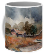 The Rain Is Coming Coffee Mug