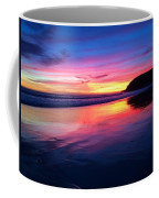 The Rainbow Blues Coffee Mug