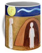 The Raising Of Lazarus Coffee Mug