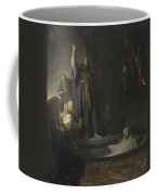 The Raising Of Lazarus Coffee Mug