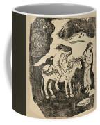 The Rape Of Europa Coffee Mug