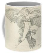 The Rape Of Ganymede Coffee Mug