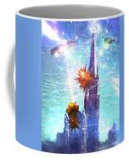 The Rapture Coffee Mug