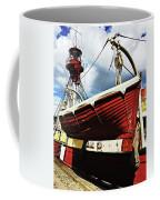 The Red Boat Coffee Mug