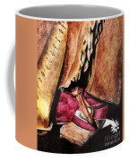 The Red Boot Coffee Mug