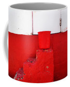 The Red Bucket Coffee Mug