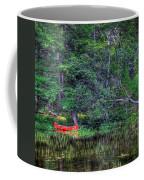 The Red Canoe Coffee Mug
