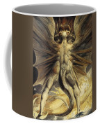 The Red Dragon And The Woman Clothed In Sun Coffee Mug