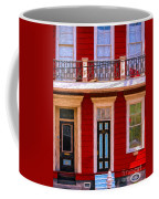 The Red House-nola-faubourg Marigny Coffee Mug