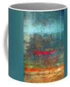 The Red Line Coffee Mug