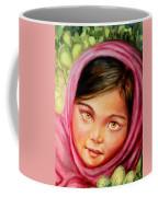 Brown Eyes Coffee Mug