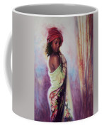 The Red Turban Coffee Mug