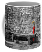 The Red Umbrella 2 Coffee Mug