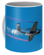The Red, White And Blue Coffee Mug