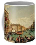 The Redentore Feast In Venice Coffee Mug