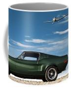 The Rendezvous - 1968 Mustang Fastback Coffee Mug