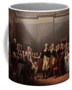 The Resignation Of General George Washington Coffee Mug