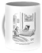 The Rest Of The Marketing Team Was Not Sent Upstate To Live On A Farm Coffee Mug