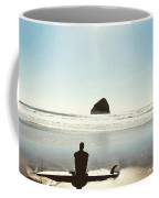 The Resting Surfer Coffee Mug