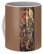 The Resurrection 1600 Coffee Mug