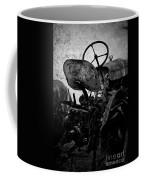 The Retired Seat Coffee Mug
