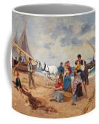 The Return Of Fishermen Coffee Mug