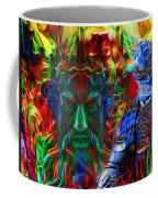 The Return Of The Adamastor  Coffee Mug
