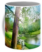 The Return Of The Tiger 03 - Walking On Water Coffee Mug