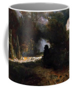 The Ride Of Death The Fall And Death Coffee Mug
